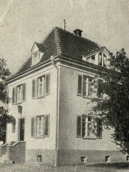 Gästehaus Immergrün